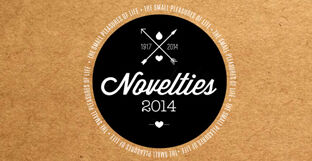Novelties 2014